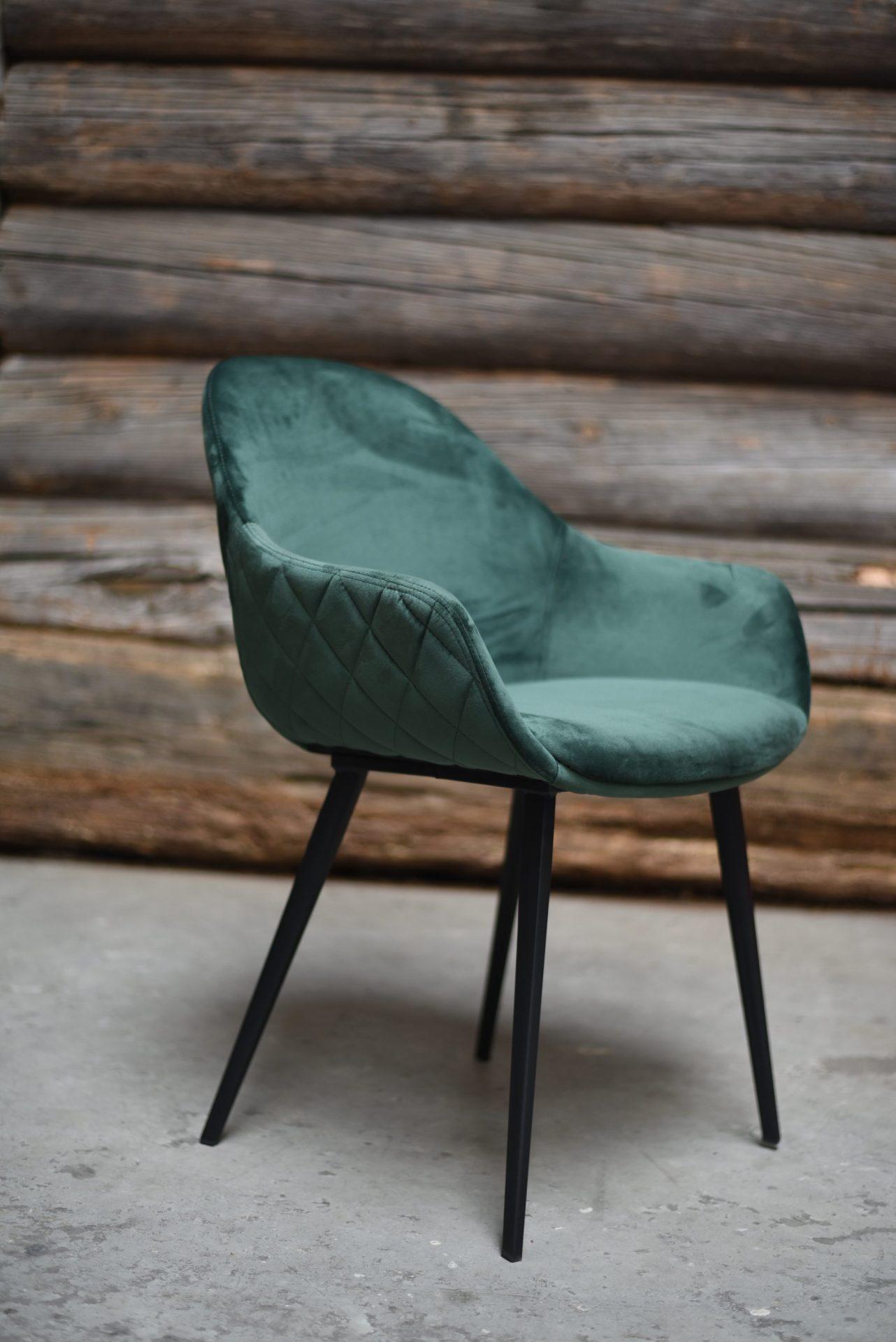 Cavin - Green 65 - Velvet